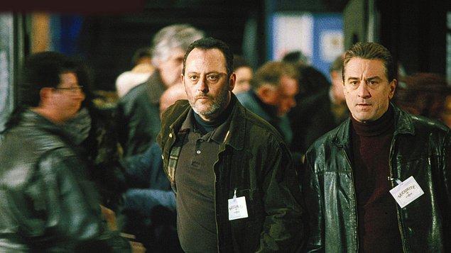 11. Ronin (1998) - IMDb: 7.3