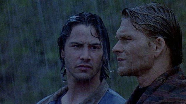 9. Point Break (1991) - IMDb: 7.5