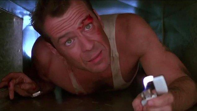 8. Die Hard (1988) - IMDb: 7.6
