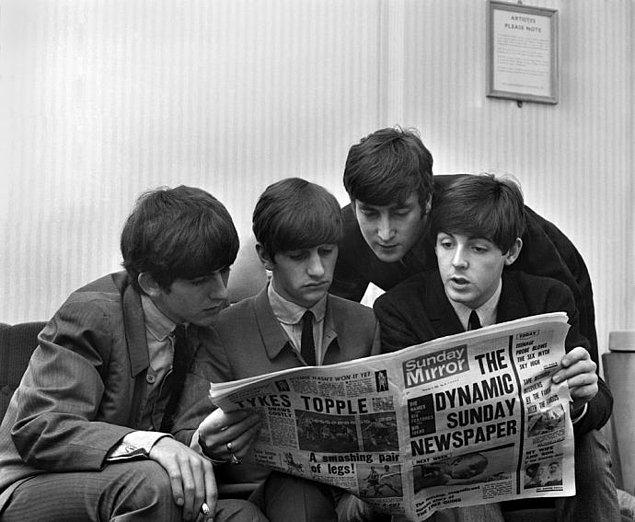 1. What's Happening! The Beatles in the U.S.A. (1964)