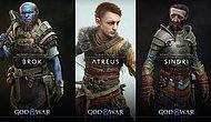 Atreus ve Kratos'un Yolculuğu Devam Ediyor! God Of War Ragnarök'ten İlk Fragman Geldi