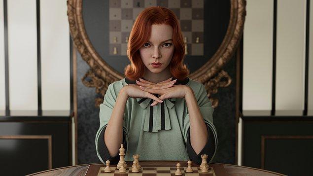 2. The Queen's Gambit - IMDb: 8.6
