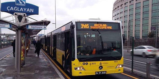 38. 300 otobüs alımının onayı 5 aydır Cumhurbaşkanlığında bekliyor.
