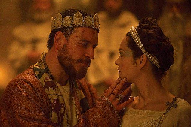 15. Macbeth (2015) IMDb: 6.6