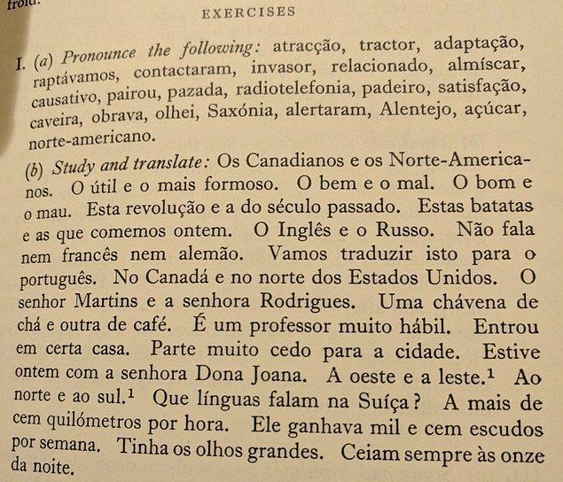 6. Portekizce - 203 milyon insan