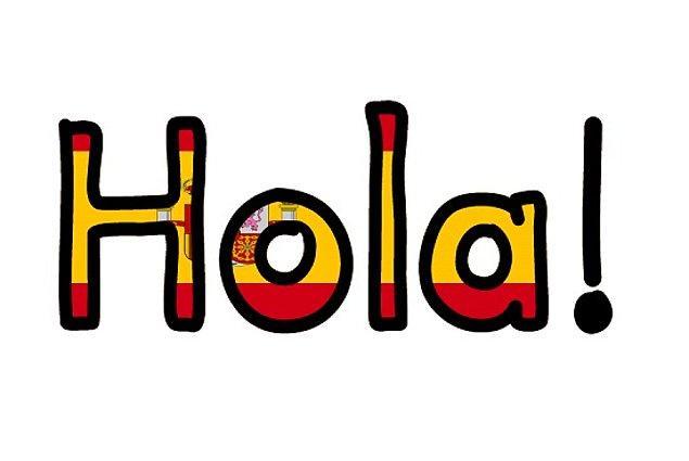 2. İspanyolca - 399 milyon insan