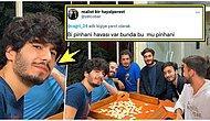 Sosyal Medya Kullanıcısının Yan Masasında 101 Oynayan Pinhani ile İlgili Paylaşımı Goygoycuların Diline Düştü