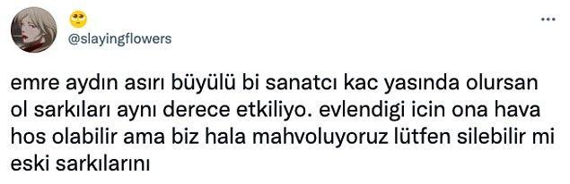 Emre Aydın fanlarını görelim!