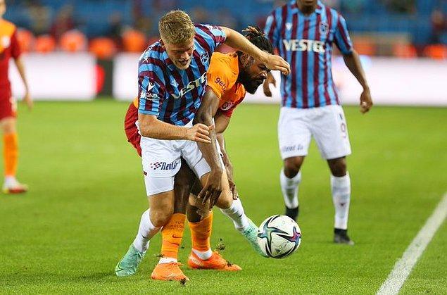 Trabzonspor bu sonuçla bu sezon ilk kez puan kaybederken 10 puana ulaştı. Galatasaray ise üst üste iki beraberlik aldı ve 4.haftayı 8 puanla tamamladı.