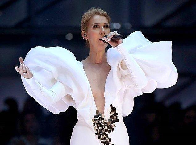 11. Céline Dion, 1988 yılında katıldığı Eurovision Şarkı Yarışması'nda İsviçre'yi temsil etmiş ve birinci olmuştur.