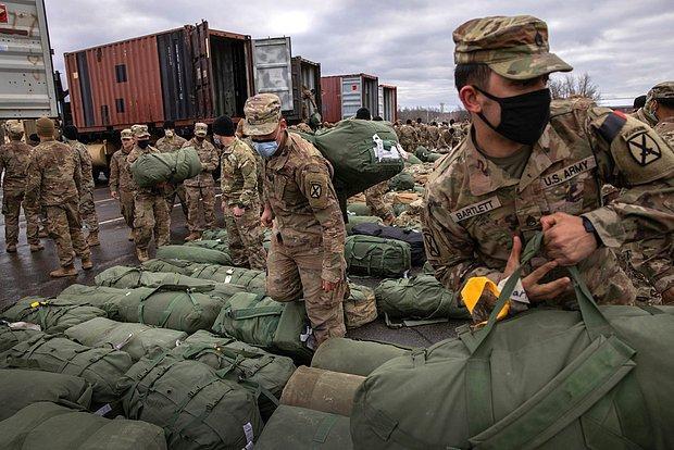 ABD'li Komutan Afganistan'ın Başarısızlık Olduğunu Söyledi: 'Eğitim Verdik, Ruh Veremedik'