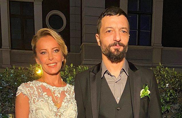 8. Vildan Atasever ve Mehmet Erdem çiftinin bebek beklediği iddia edildi!