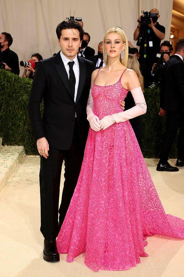 Brooklyn Beckham ve Anna Nicola Peltz