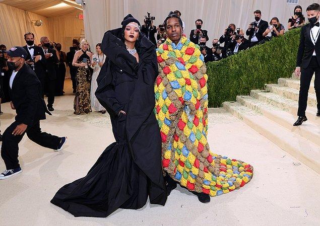 1. Rihanna & A$AP Rocky