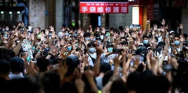 Hong Kong 20. sırada...