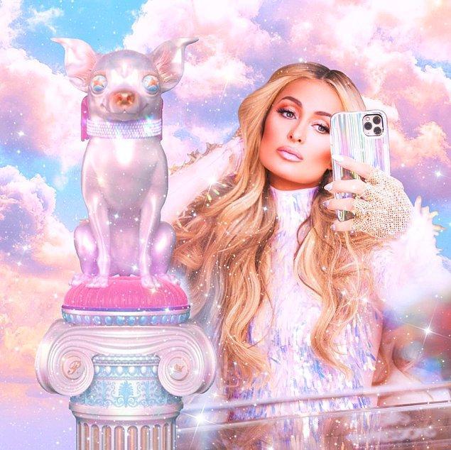 1. Paris Hilton