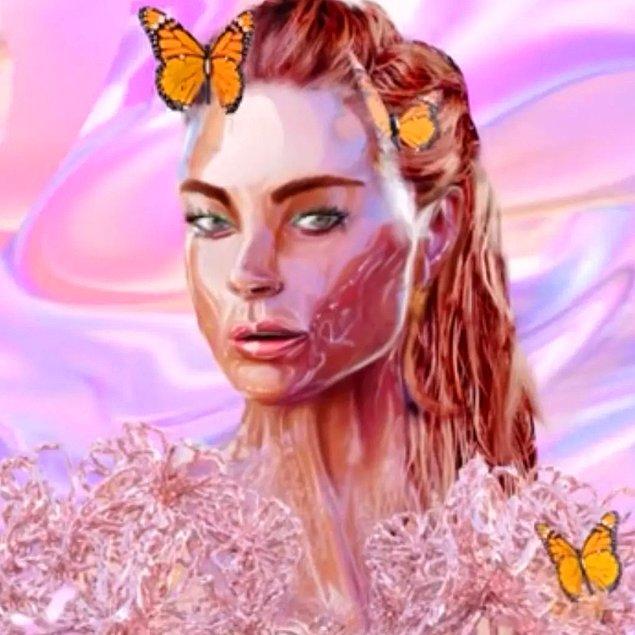 2. Lindsay Lohan