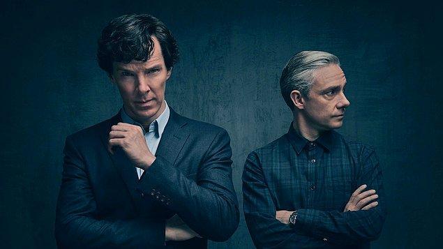 11. Sherlock