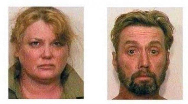 2003 yılında polisler Knotek ailesinin evine baskın yaptı ve Woodworth'un gömülmüş cesedini buldu.