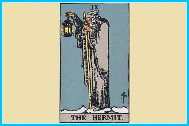 The Hermit!