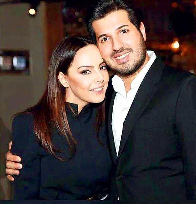 Hadise'nin Gündeş'in eski eşi Reza Zarrab ile bir ilişkisi olduğu iddia edilmişti.