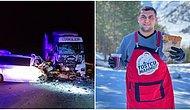 Adanalı Fenomen 'Tostçu Mahmut' Trafik Kazasında Hayatını Kaybetti