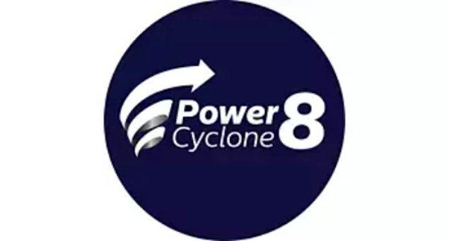 Hiç PowerCyclone 8 teknolojisini duydunuz mu?