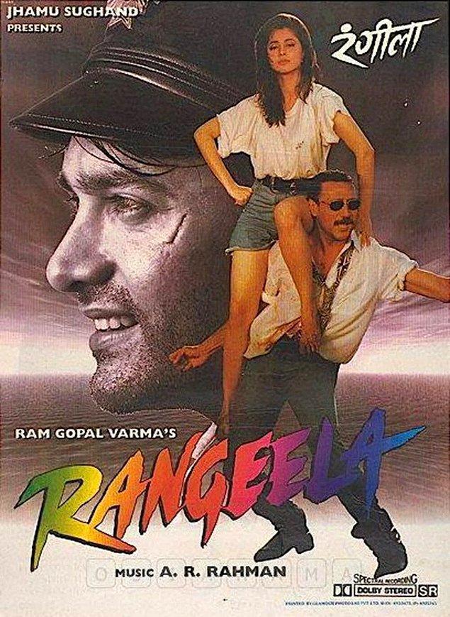 13. Rangeela - IMDb: 7.5