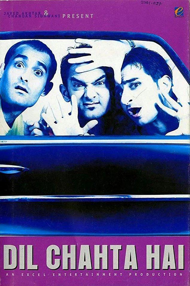 9. Dil Chahta Hai (Kalbin Arzusu) - IMDb: 8.1