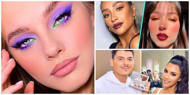 Kim Kardashian'ın Makyaj Uzmanından Önümüzdeki Aylarda Çok Popüler Olacak Makyaj Trendleri