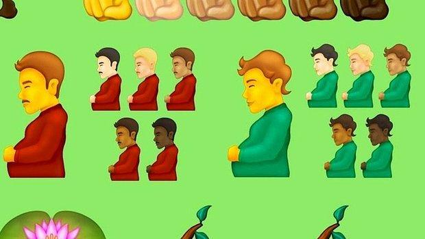 Hamile Erkekten Yeşil Canavara: Çok Yakında Hayatımıza Girecek Olan 37 Yeni Emojiye Yakından Bakalım!