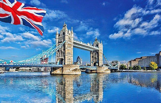 16. Birleşik Krallık: 10,8 gün