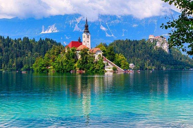 12. Slovenya: 19,7 gün