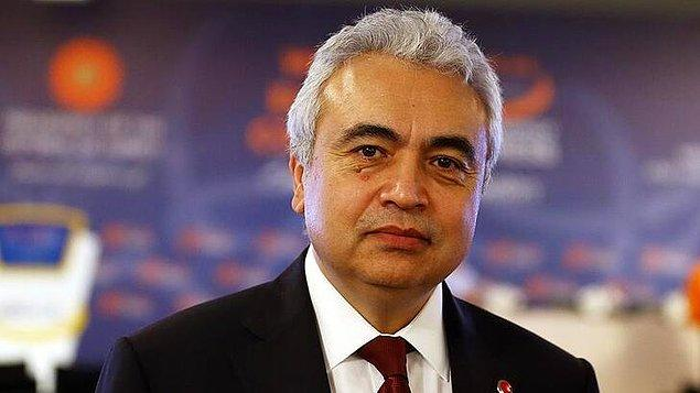'Time' Dergisi tarafından hazırlanan 'Dünyanın en etkili 100 insanı' sıralamasında yer alan Türk ekonomist Fatih Birol'u tanıtıyoruz bugün sizlere...