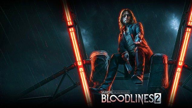 6. Serinin ikinci oyunu umarız bizi beklettiğine değer: Vampire: The Masquerade - Bloodlines 2