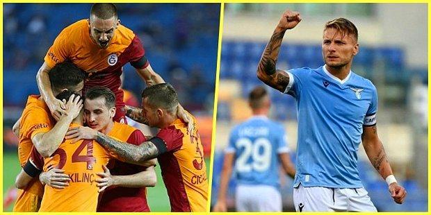 İlk 11'ler Belli Oldu! Galatasaray UEFA Avrupa Ligi'ndeki İlk Maçında Lazio'yu Ağırlıyor