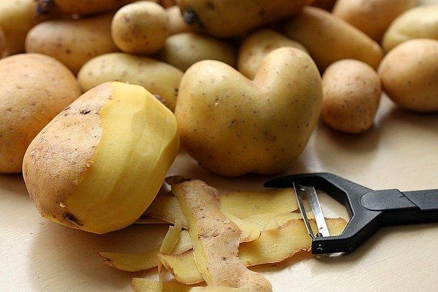 5. Patates Kabuğu