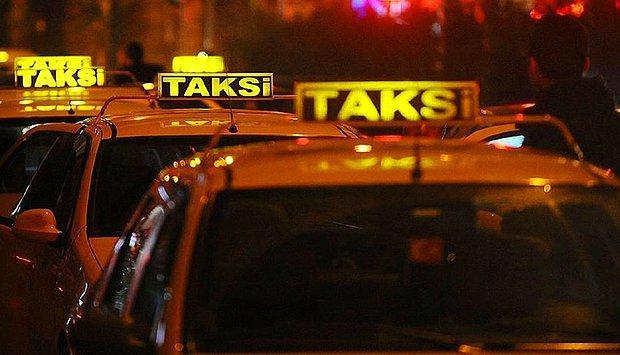 Taksi Yönetim Merkezi Kuruluyor! İstanbul'da 15 Bin Taksiye Kamera
