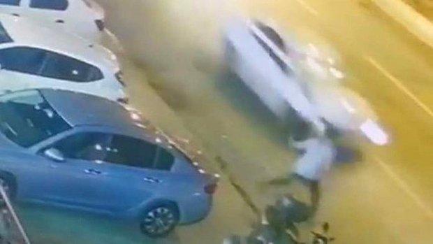 Yayaya Çarpan 220 Promil Alkollü Sürücü Serbest Bırakıldı