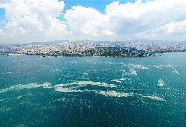 Uzmanlar Marmara Denizi'ndeki Yeni Tehlikeyi İşaret Etti: Oksijen Azlığı