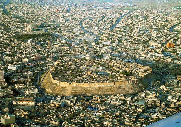 13. Erbil - Irak (M.Ö. 2300)