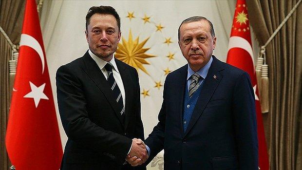 Ve Elon Musk Sahnede: İlk Milli Haberleşme Uydusu Türksat 6A'yı Space X Fırlatacak
