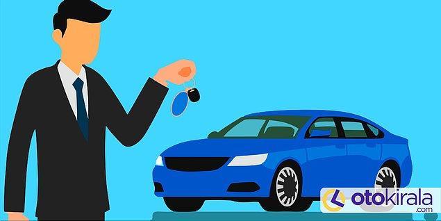 Rent A Car Kaskosu Bulunan Araçları Tercih Ediniz.