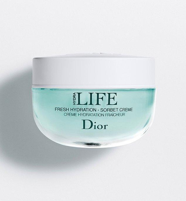 1. Dior Hydra Life Fresh Nemlendirici