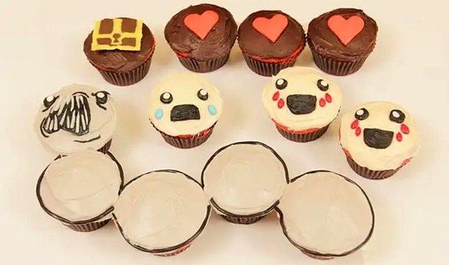 13. Başarılı bağımsız yapım Binding of Isaac kekleri oyunun içimizde yarattığı hislerle benzer duygular uyandırmadı değil.
