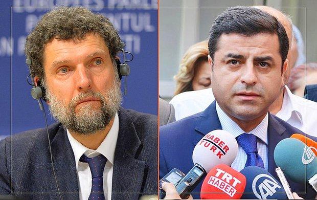 Avrupa Konseyi Bakanlar Komitesi'nden Kavala ve Demirtaş Kararı