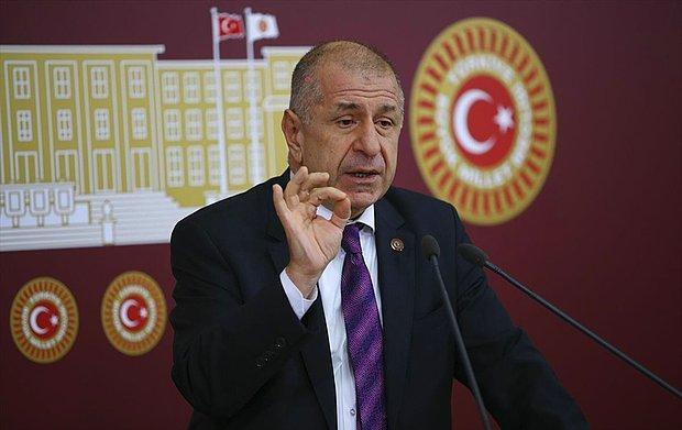Özdağ'dan 'Burs' İddiası: 'Vakıflar Genel Müdürlüğü Türk Öğrencilere 300, Yabancı Öğrencilere 600 TL Veriyor'