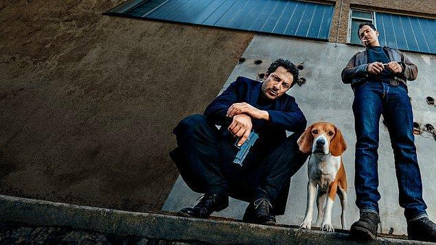 6. Dogs of Berlin - Netflix