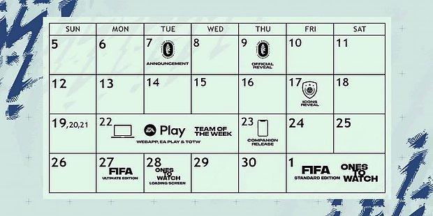 FIFA 22'nin Ultimate Modu İçin Yol Haritası Paylaşıldı: 22 Eylül'de Maceramız Başlıyor!