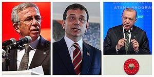 MetroPOLL Anketi: Yavaş ve İmamoğlu'nun Beğeni Düzeyi Erdoğan'ın Önünde